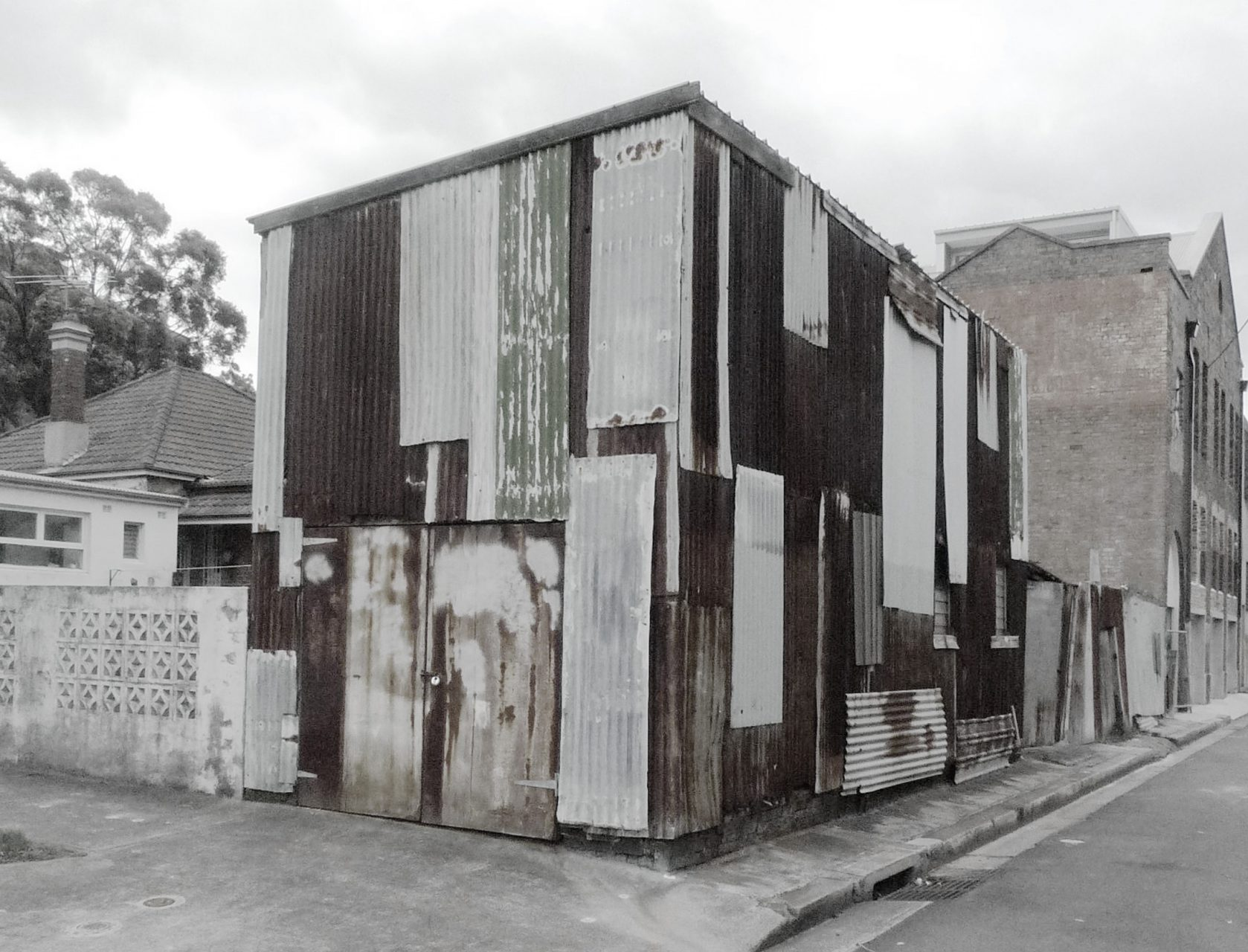 Image 8 - Existing Structure ∏ Raffaello Rosselli