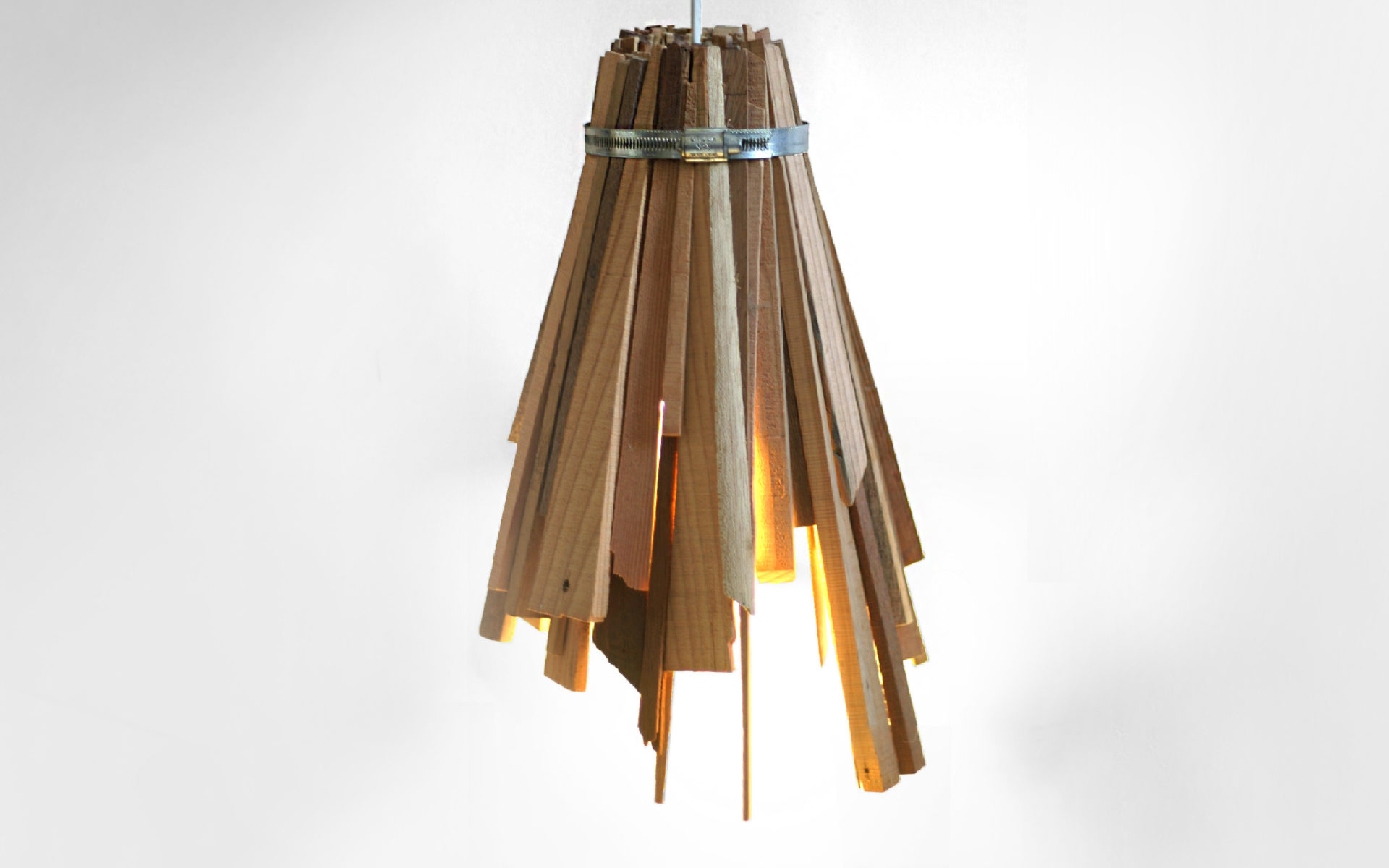 Cocoon Lamp